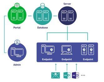 Bảo mật tại điểm cuối – xu thế tất yếu bảo đảm an ninh không gian mạng