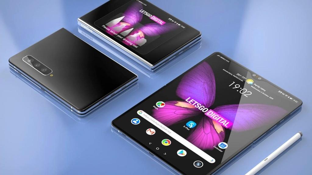 Samsung đã sẵn sàng sản xuất Z Fold3 và Z Flip2? ảnh 2