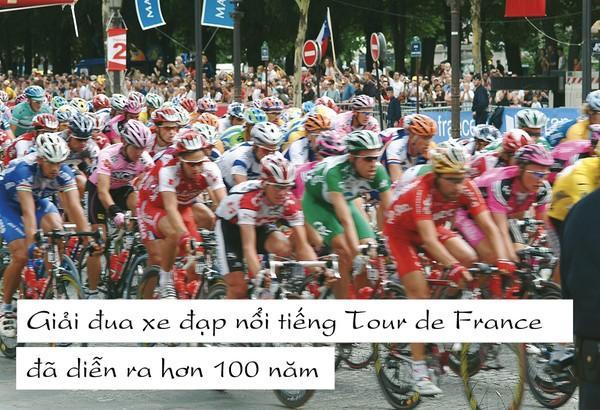 Đây cũng là giải đua xe đạp có quy mô lớn nhất thế giới.