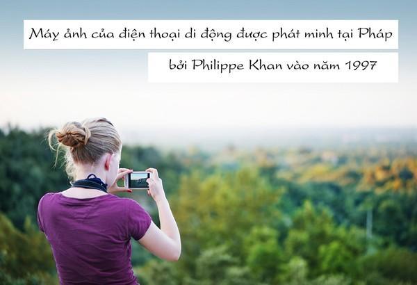 Ngày nay, nhiều bức ảnh chụp bằng điện thoại di động cũng đẹp không kém chụp từ máy ảnh.
