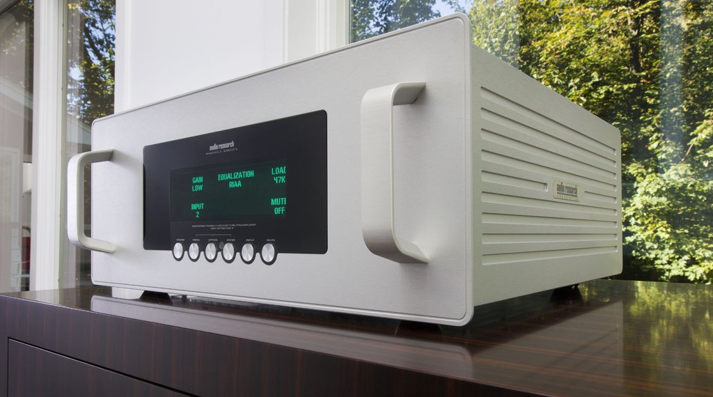 Audio Research trình làng Reference Phono 3 SE, cho phép nâng câp từ bản thường ảnh 1