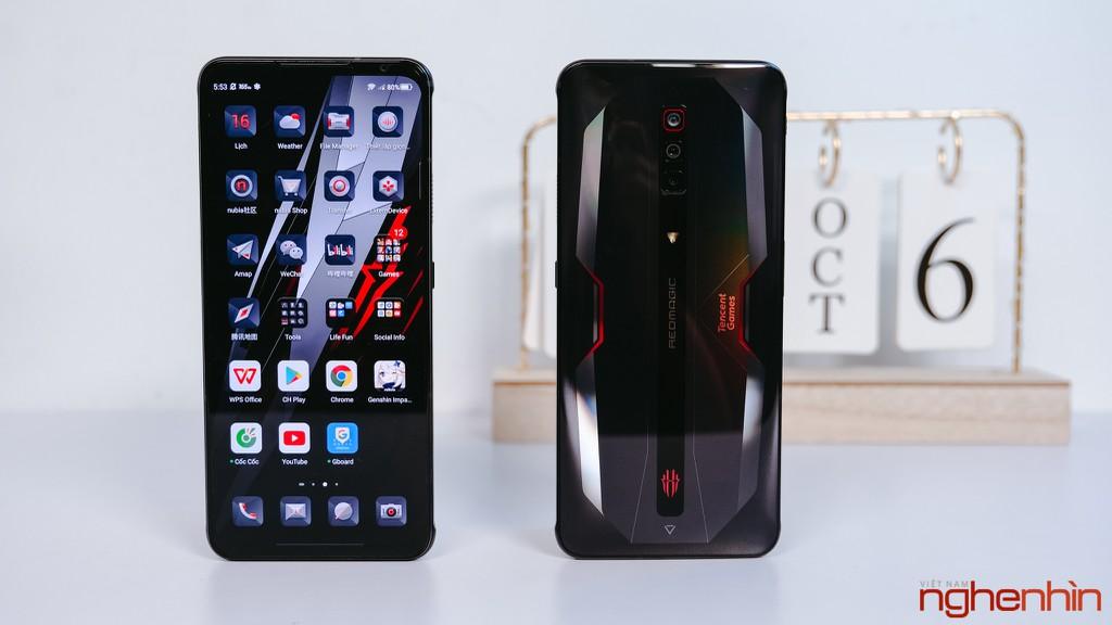 Trên tay Nubia Red Magic 6/ Red Magic 6 Pro: đối thủ nặng ký của ROG Phone 5 ảnh 1