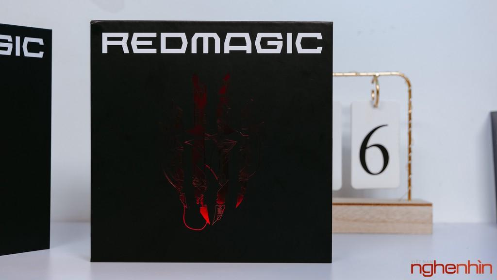 Trên tay Nubia Red Magic 6/ Red Magic 6 Pro: đối thủ nặng ký của ROG Phone 5 ảnh 5
