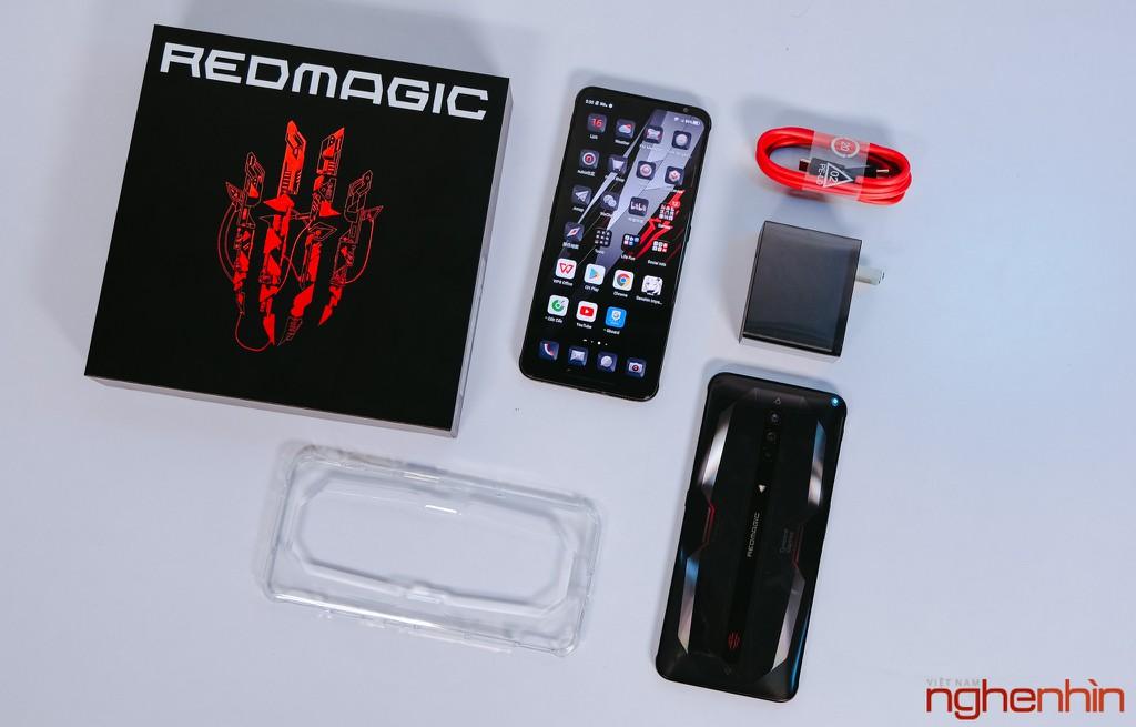 Trên tay Nubia Red Magic 6/ Red Magic 6 Pro: đối thủ nặng ký của ROG Phone 5 ảnh 10