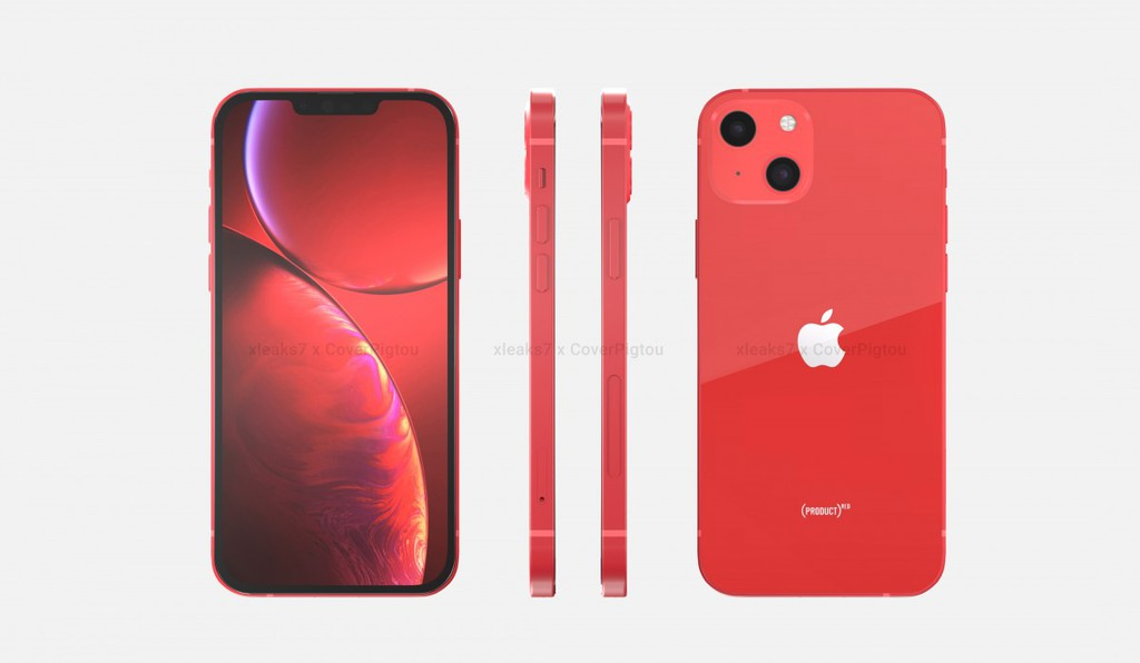 """Apple iPhone 13 tinh tế với biến thể """"Red"""" ảnh 1"""