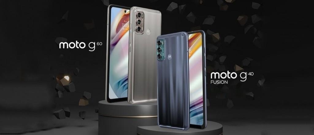 Motorola hé lộ các tính năng chính của Moto G60 và Moto G40 Fusion ảnh 3