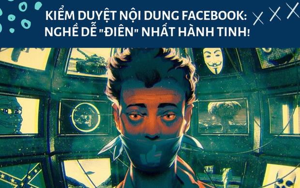 Nhân viên kiểm duyệt cho Facebook sang chấn tâm lý , kiện Mark Zuckerberg và yêu cầu phải bồi thường 52 triệu USD - Ảnh 1.