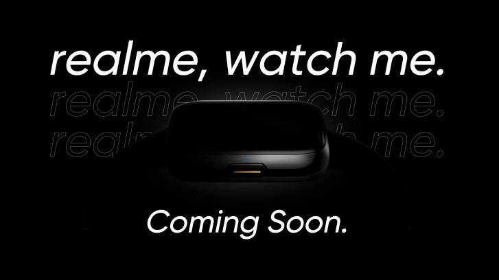 Smartwatch và TV thông minh đầu tiên của Realme ra mắt ngày 25/5 ảnh 2