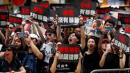 Bất chấp thông báo hoãn dự luật, Hong Kong tiếp tục biểu tình rầm rộ