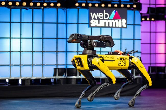 Robot dog sold after 10 years of testing, cost more than 70,000 USD