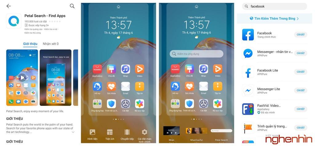 Smartphone Huawei đã có cách tải app siêu nhanh, siêu dễ dùng  ảnh 1
