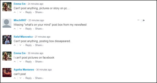 Facebook đột nhiên mất khung đăng status, may sao vẫn còn một cách cứu vãn tình thế - Ảnh 3.
