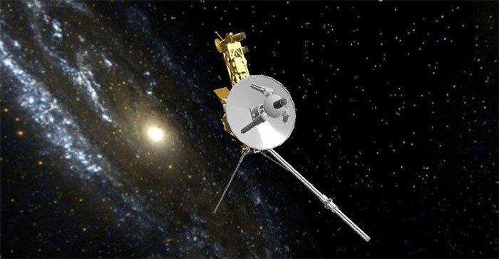 Tàu Voyager 1.