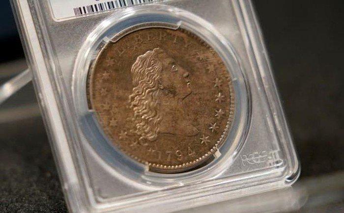 Đây là một trong những đồng xu hiếm có trên thế giới