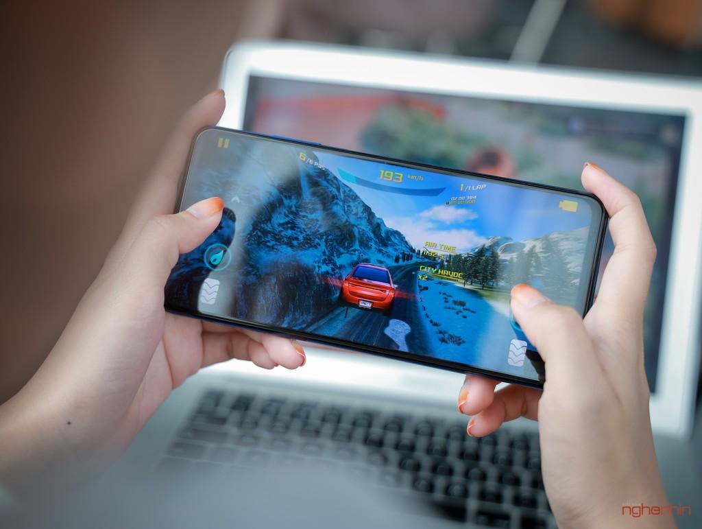 Trên tay smartphone gaming POCO X3 NFC: màn 120Hz, Snapdragon 732G, pin 5.160 mAh, giá 7 triệu ảnh 3