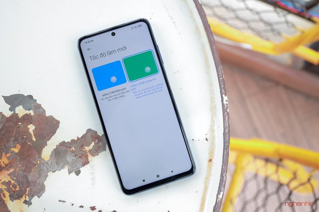 Trên tay smartphone gaming POCO X3 NFC: màn 120Hz, Snapdragon 732G, pin 5.160 mAh, giá 7 triệu ảnh 4
