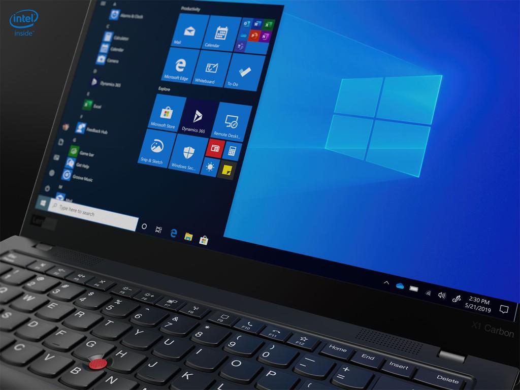 ThinkPad X1 Carbon Gen 8 và Yoga Gen 5 lên kệ giá từ 45 triệu đồng ảnh 2