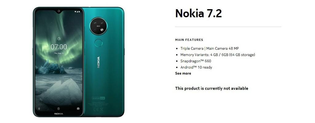 Nokia 7.3: smartphone tầm trung hỗ trợ 5G ra mắt ngày 22/9, giá hấp dẫn ảnh 2