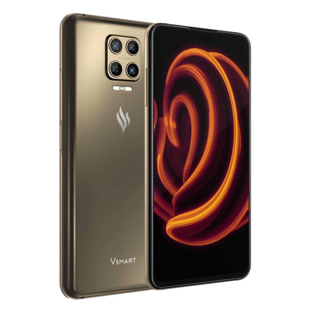 Vsmart Aris Pro bất ngờ ra mắt - điện thoại camera ẩn đầu tiên tại Việt Nam giá 10 triệu ảnh 4