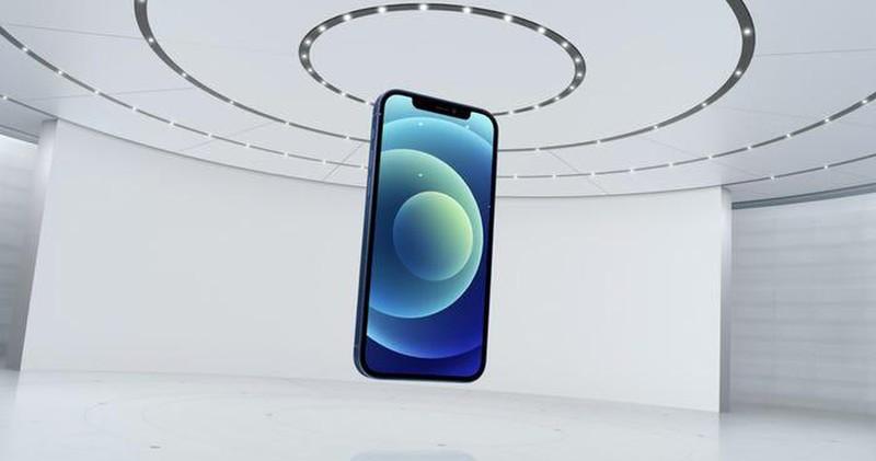 Su kien Apple ra mat iPhone 12 hoan toan bien mat o Trung Quoc