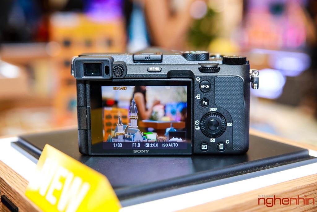 Sony Việt Nam ra mắt máy ảnh Full-frame Alpha 7C giá từ 41 triệu ảnh 4