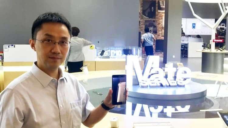 """Sếp Huawei """"Mate 40 series là số một trong các smartphone Android"""" ảnh 1"""