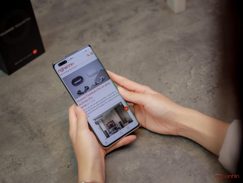 """Sếp Huawei """"Mate 40 series là số một trong các smartphone Android"""" ảnh 3"""