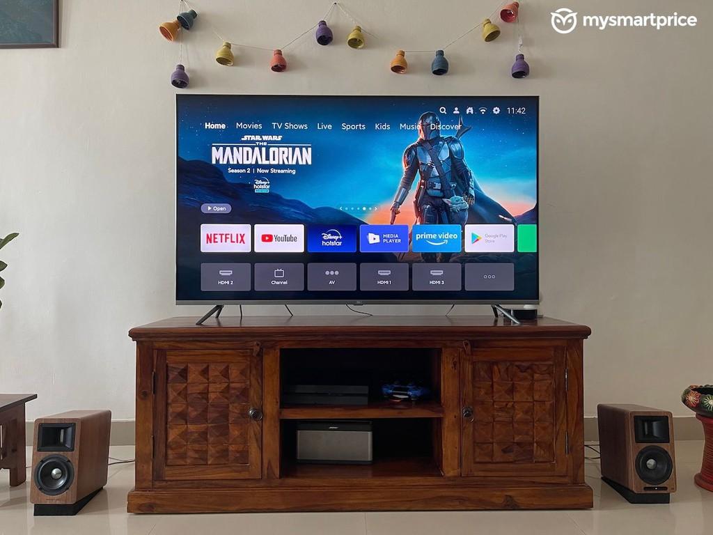 Mi TV Q1 4K QLED ra mắt: 55 inch, hỗ trợ HDR, Dolby Vision, giá 748 USD ảnh 1