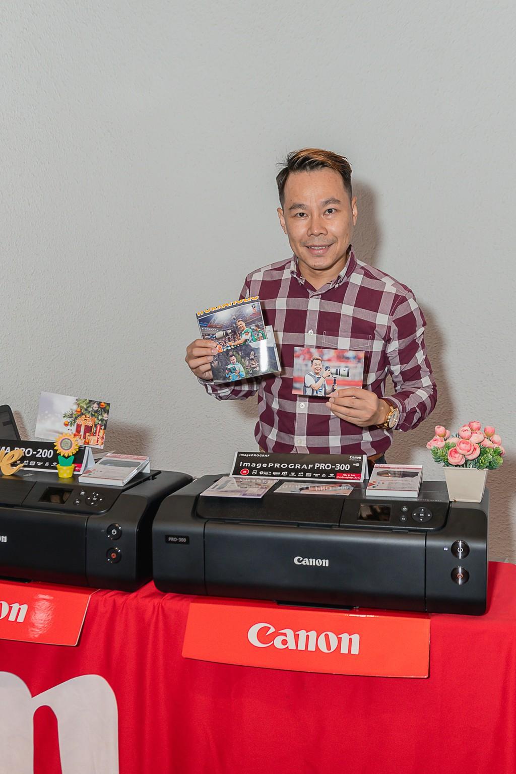 Canon ra mắt loạt máy in mới dòng G Series cho văn phòng và máy in ảnh chuyên nghiệp in đến khổ A3+ ảnh 9
