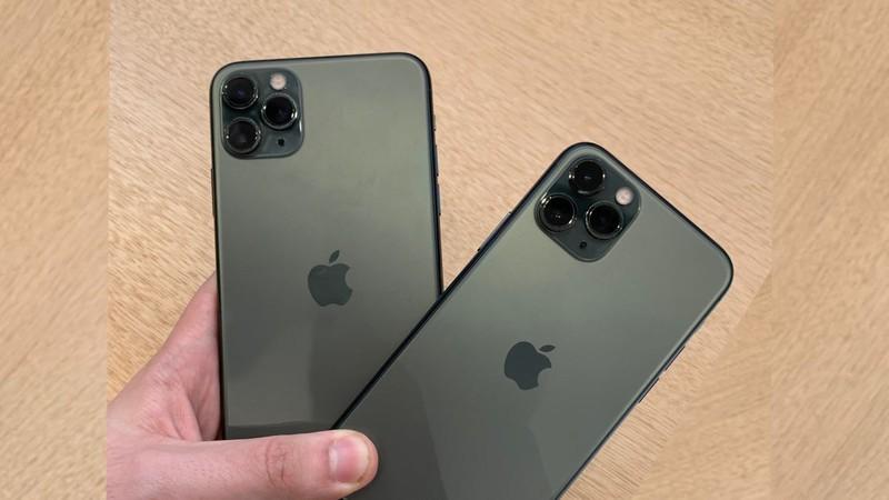 "Choi Tet cho ""chat"", mua iPhone 11 Pro bao nhieu GB la du?"