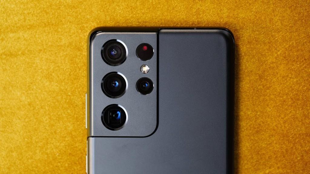 Trải nghiệm nhanh tính năng quay video trên Galaxy S21 Ultra ảnh 1