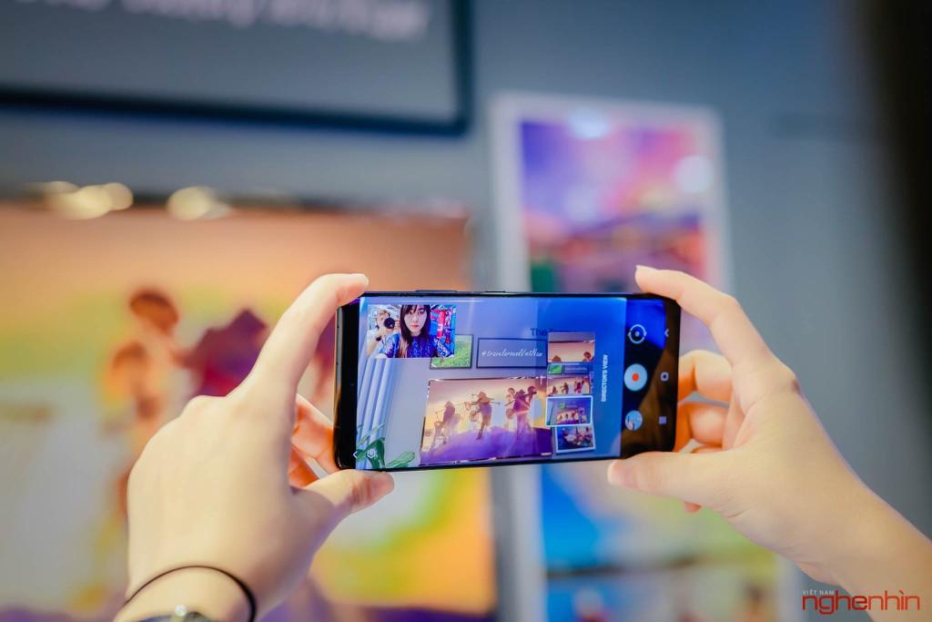Trải nghiệm nhanh tính năng quay video trên Galaxy S21 Ultra ảnh 2