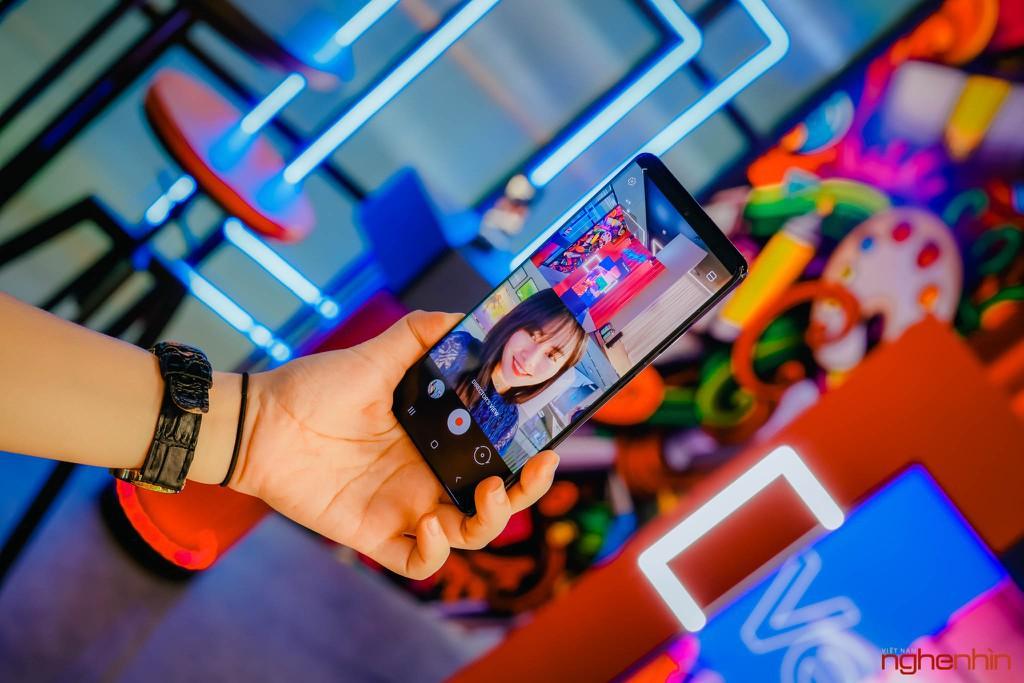 Trải nghiệm nhanh tính năng quay video trên Galaxy S21 Ultra ảnh 3