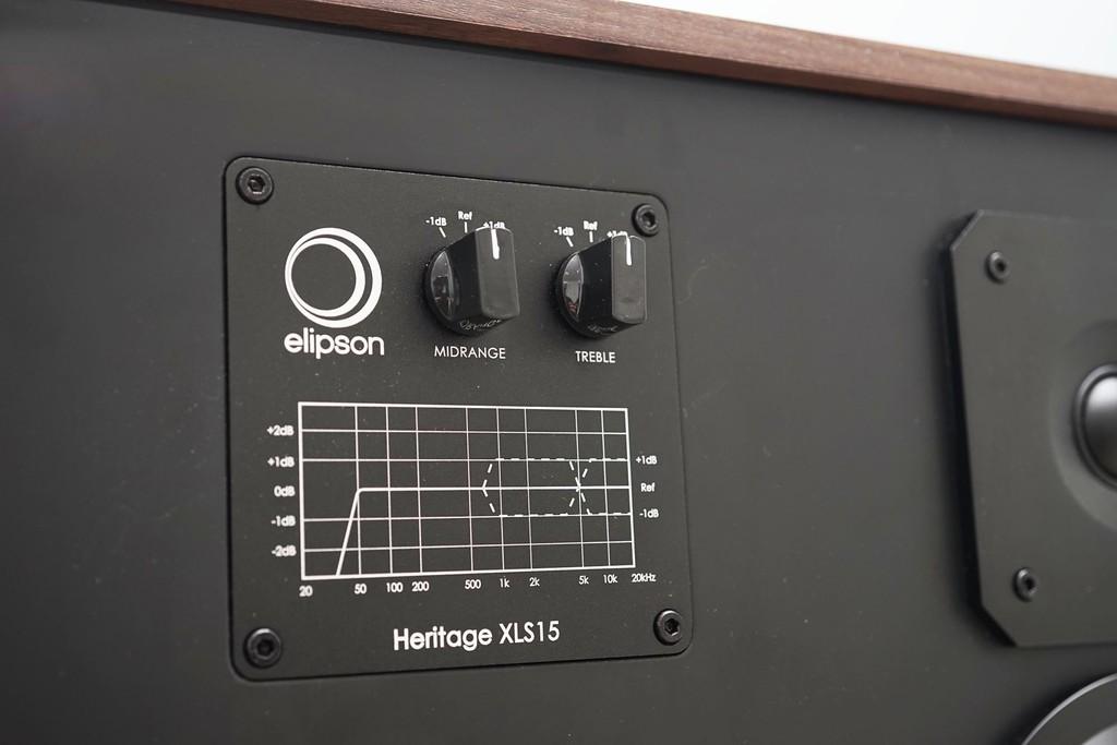 Elipson Heritage XLS 15 - Thêm lựa chọn cho người chơi loa vintage monitor ảnh 5