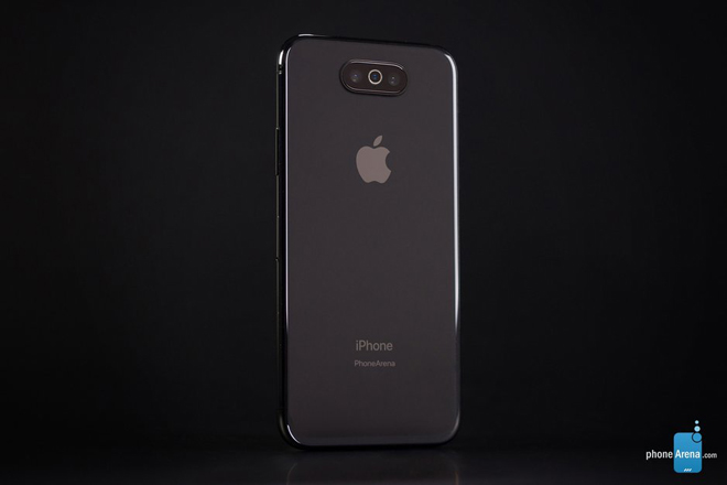 xac nhan: iphone xi va iphone xi plus se co 3 camera sau, dep la lung hinh anh 2