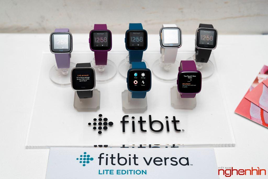 Fitbit ra mắt Versa Lite Edition tại Việt Nam giá 4,29 triệu đồng ảnh 6