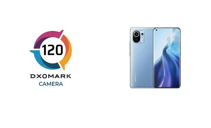 Camera Xiaomi Mi 11 chỉ đạt 120 điểm DxOMark, tương đương Pixel 5 ảnh 1
