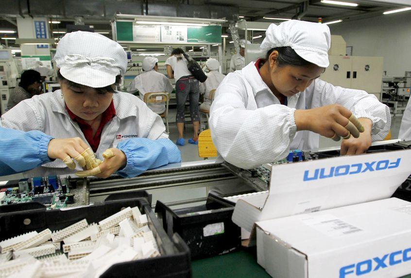 Lợi nhuận nhà máy lắp ráp iPhone lớn nhất thế giới giảm sốc