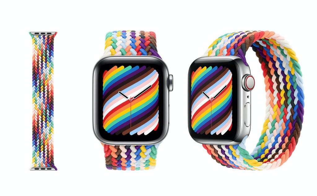 Apple ra mắt 2 dây đeo Pride Edition đẹp mắt cho cộng đồng LGBTQ+ ảnh 2