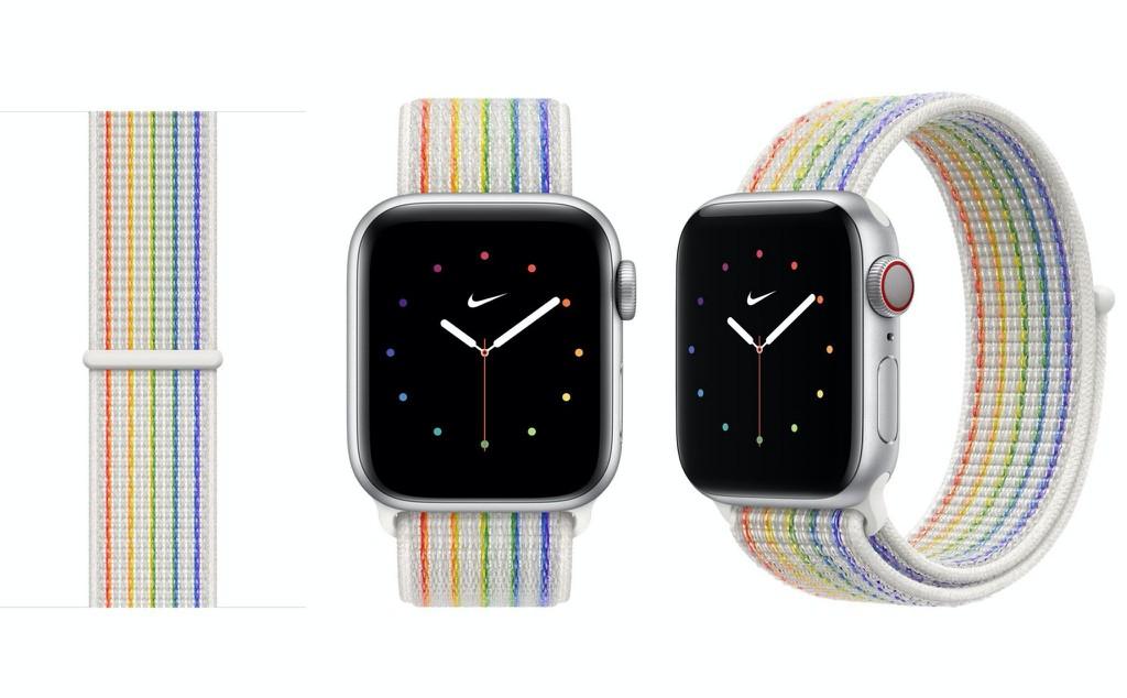 Apple ra mắt 2 dây đeo Pride Edition đẹp mắt cho cộng đồng LGBTQ+ ảnh 3