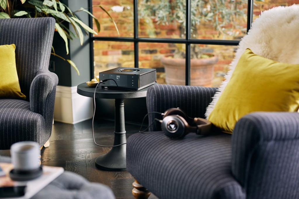 """Naim Uniti Atom Headphone Edition - Ampli tích hợp streaming DAC dành riêng cho dân headphiles """"hạng nặng"""" ảnh 1"""