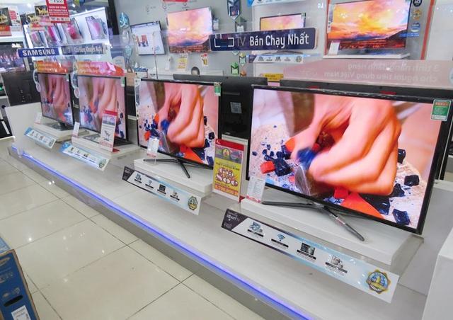 Thị trường TV đua nhau giảm giá trong tháng 6 - 6