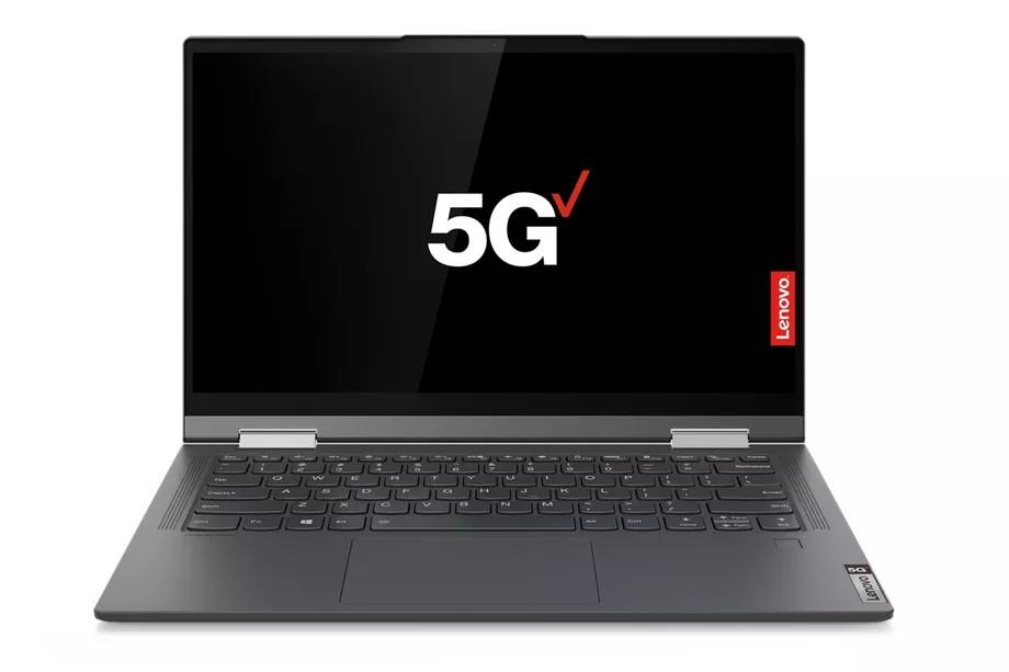 Lenovo trình làng Flex 5G - máy tính xách tay 5G đầu tiên trên thế giới giá 1400 USD ảnh 1