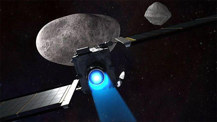 ESA và NASA kết hợp nhằm làm chệch hướng một tiểu hành tinh đang lao về Trái đất.