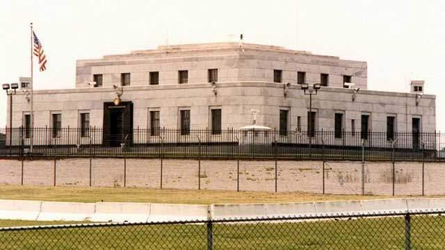 Hầm Fort Knox, Mỹ.
