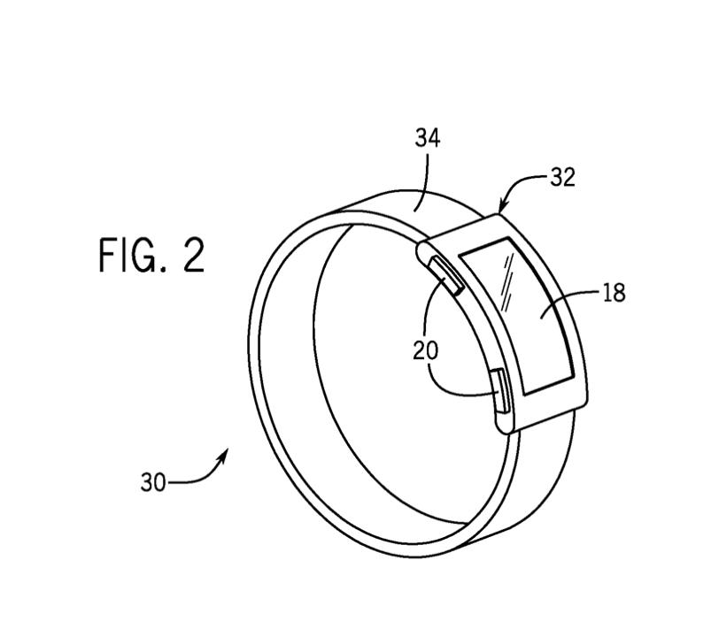 Apple phải chăng đang phát triển một chiếc vòng đeo thể thao với màn hình micro-LED - Ảnh 1.