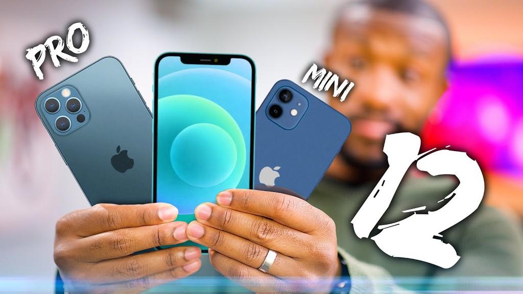 4 phiên bản iPhone 12, biết chọn bản nào? ảnh 10