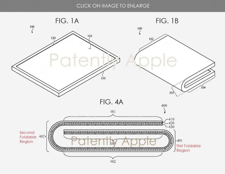 Rò rỉ iPhone màn hình gập thiết kế giống Galaxy Z Flip ảnh 3