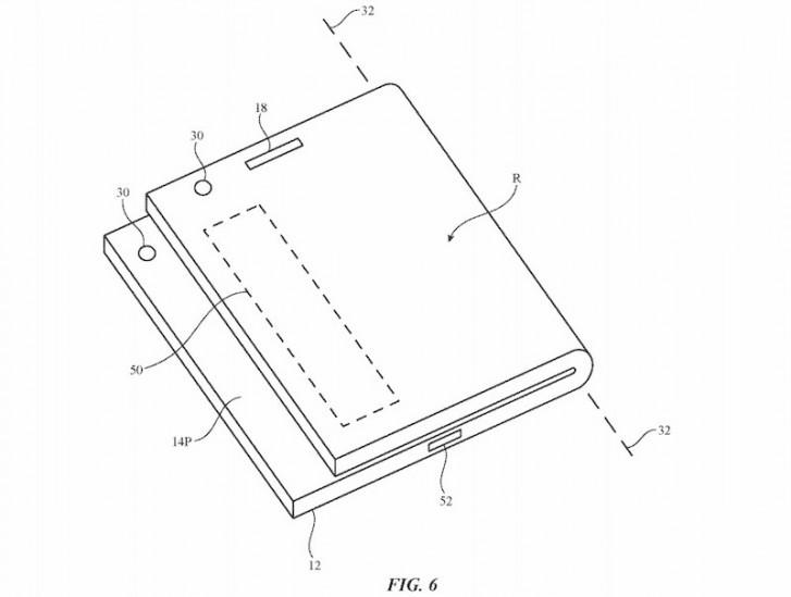Rò rỉ iPhone màn hình gập thiết kế giống Galaxy Z Flip ảnh 4