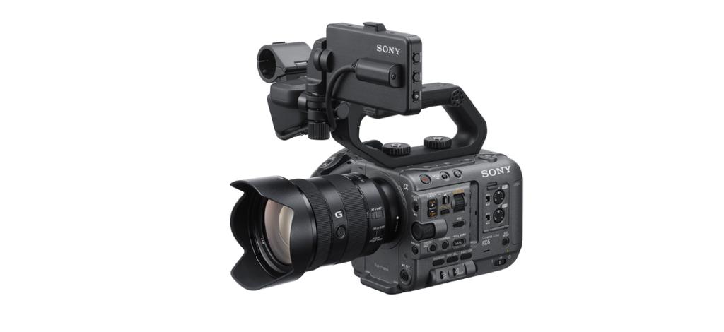 Sony ra mắt FX6: Camera gọn nhẹ với cảm biến Full-Frame giá từ 142 triệu ảnh 1